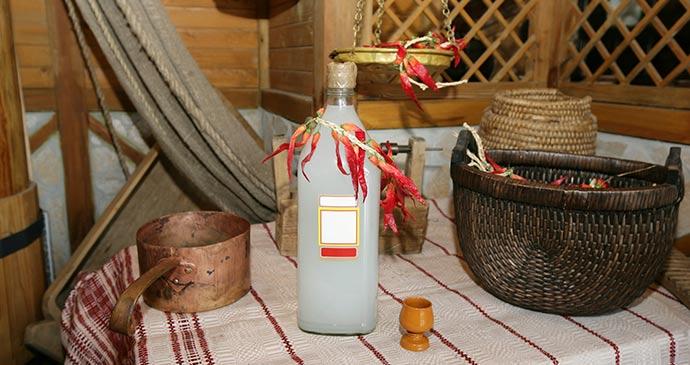 Vodka Belarus by Ala Charnyshova Dreamstime