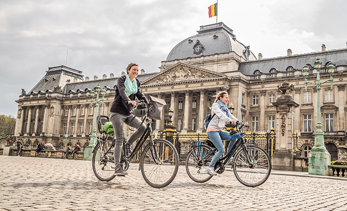 Royal Palace Brussels Northern Belgium by Visit Brussels Eric Danhier VisitFlanders