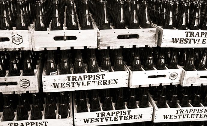 Trappist Westvleteren beer Flanders by Visit Flanders