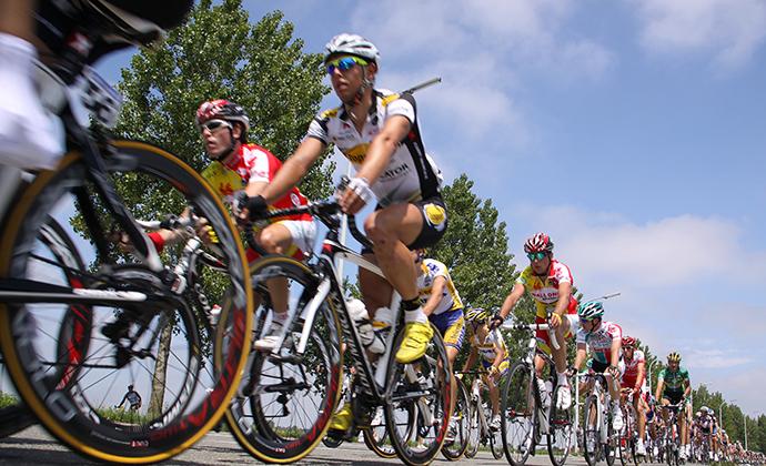 Tour of Flanders Oudenaarde Northern Belgium by PatrickVerhoest VisitFlanders