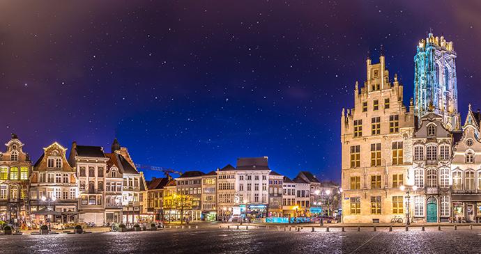 Mechelen Flanders Belgium by danke, Shutterstock