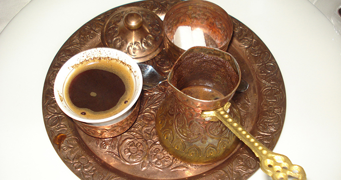 Coffee Kosovo by © Silverije, Wikimedia Commons best coffee destinations in the world