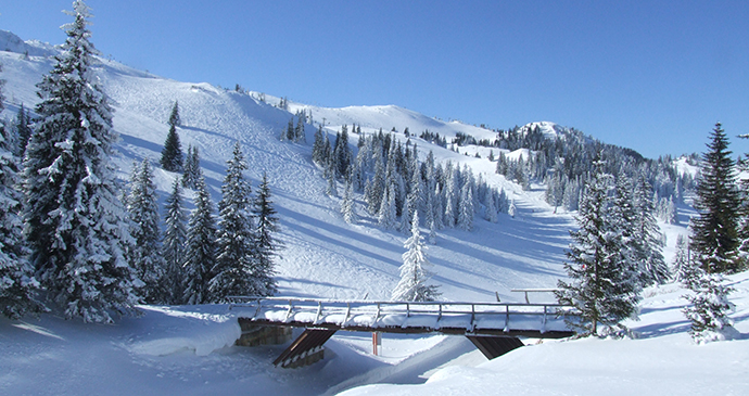Jahorina ski resort Bosnia and HErzegovina by Tourism Association of Bosnia and Herzegovina