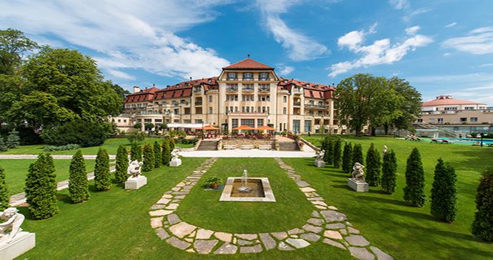 Thermia Palace Piešťany Slovakia by Danubius Piešťany Hotels