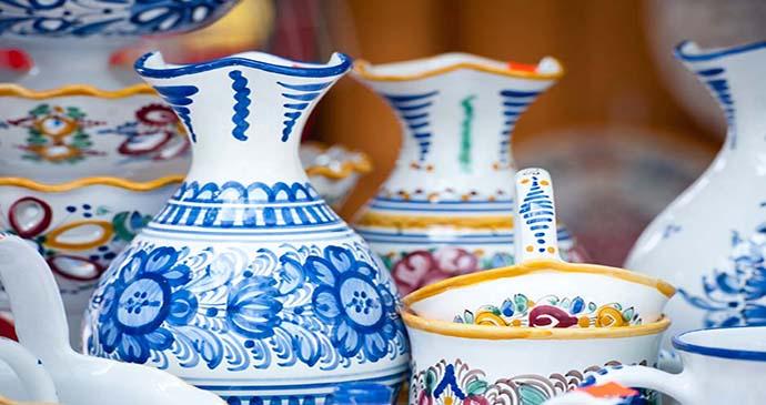 Modra Ceramics Modra Slovakia by Ventura, Shutterstock