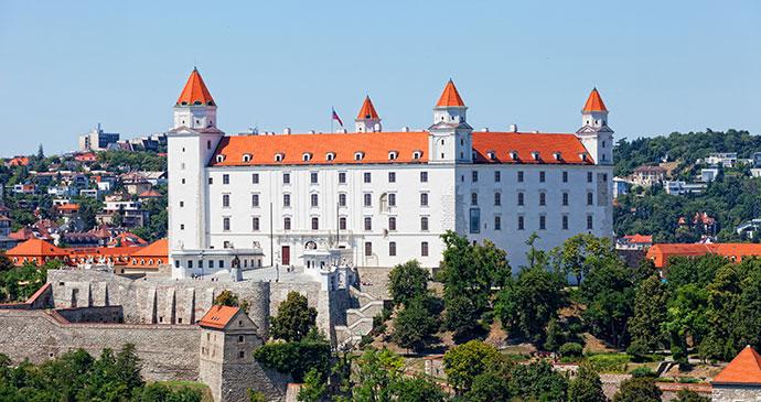 Bratislava Casle, Bratislava, Shchipkova Elena