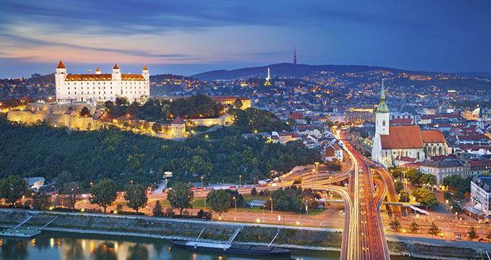 Bratislava Castle Bratislava Slovakia by Shchipkova Elena, Shutter