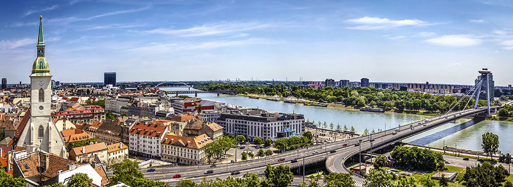 Old town Bratislava Slovakia by QQ7, Shutter
