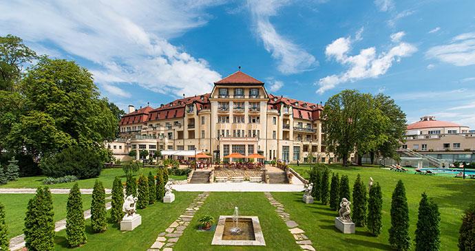 Piešťany Slovakia by Danubius Hotels Piešťany