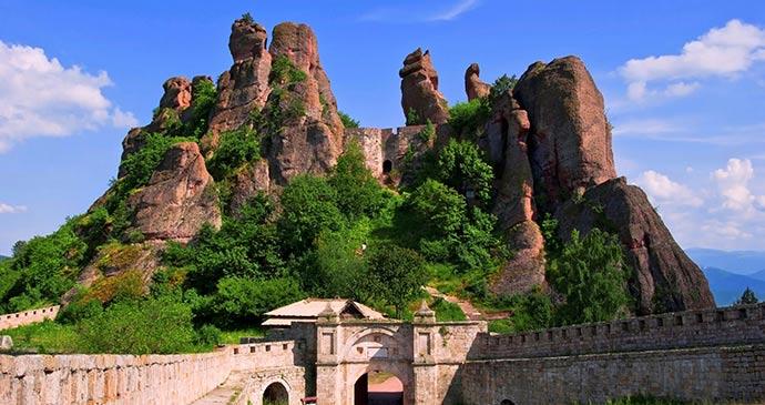 Belogradchik Fortress Bulgaria by Ilizia Shutterstock