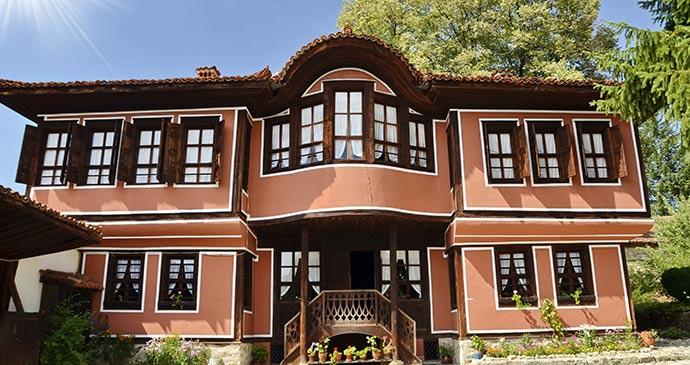 Koprivshtitsa Bulgaria by Ilizia, Shutterstock