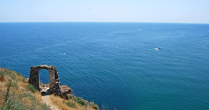 Cape Kaliakra Black Sea coast Bulgaria by Bulgaria Ministry of Tourism