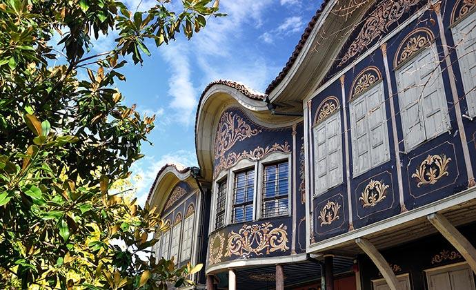 Ethnographic Museum Plovdiv Bulgaria by Stoyo Petkov Dreamstime