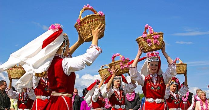 Kazanluk Rose Festival Bulgaria by Todor Yankov Dreamstime