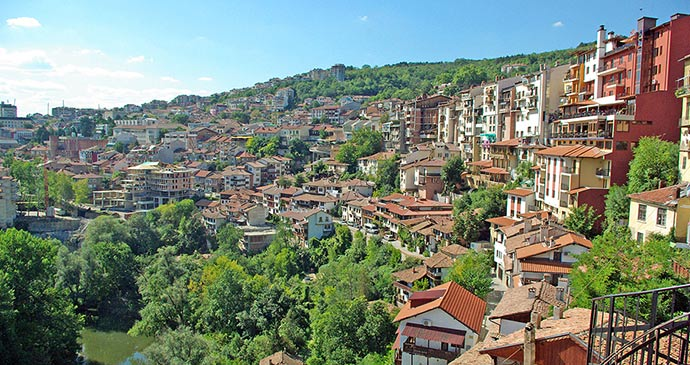 Veliko Turnovo Bulgaria by Bulgaria Ministry of Tourism