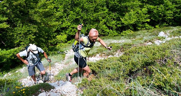 Biokovo massif Croatia by Croatian National Tourist Board