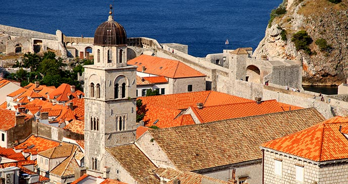 Dubrovnik Croatia by © Croatian Tourist Board