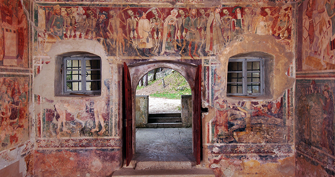 Fresco,Beram, Istria, Croatia by Central Istria Tourist Board