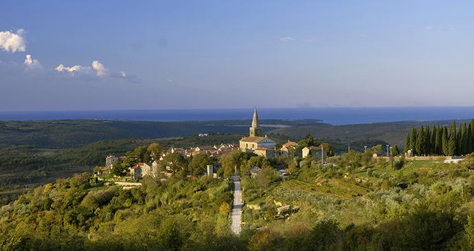 Grožnjan, Istria by Istra Photonet