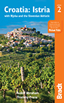Croatia: Istria the Bradt Guide by Rudolf Abraham