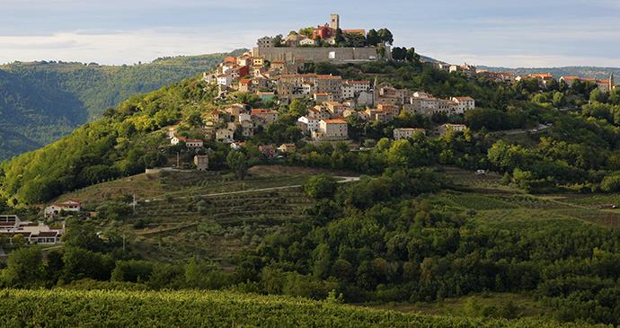 Motovun Istria Croatia © Istra Photonet