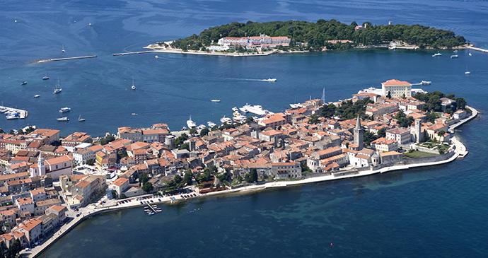 Poreč, Istria by Poreč Tourist Board