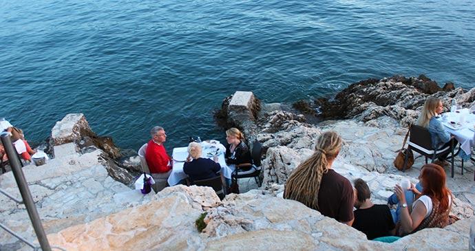 Puntulina, Istria, Croatia by Anna Moores