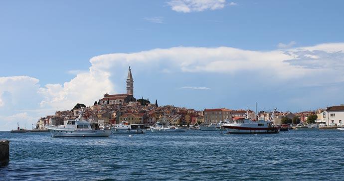 Rovinj, Istria, Croatia by Anna Moores
