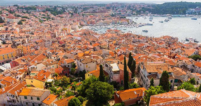 Rovinj, Istria, Croatia by DaLiu, Shutterstock