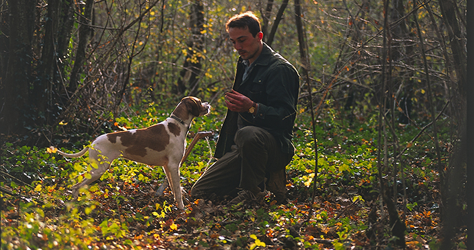 Truffle hunting, Istria, Croatia by Istria Tourist Board