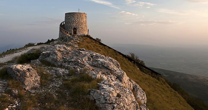 Vojak, Učka, Istria, Croatia by Istra Photonet