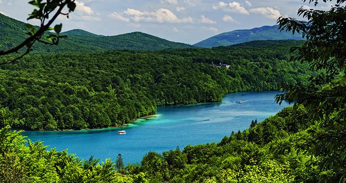 Plitvice Lakes National Park Croatia © Aleksander Gospic