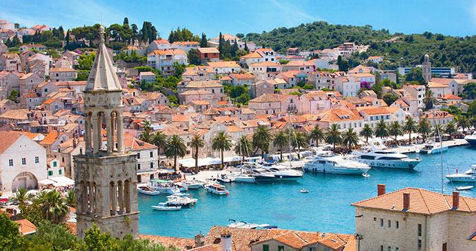 Hvar Croatia by andras_csontos Shutterstock
