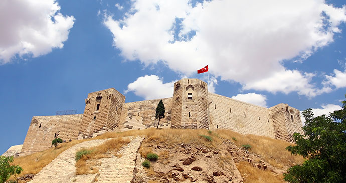 castle gaziantep eastern turkey by muratart shutterstock
