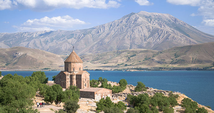 Lake Van Eastern Turkey by MURAT KARSLI Shutterstock