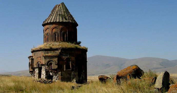 Ani Turkey Armenia by HeidiB, Wikimedia Commons