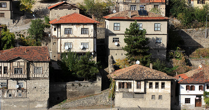 safranbolu town eastern turkey by fran c muller shutterstock