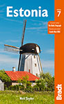Estonia, the Bradt Travel guide by Neil Taylor
