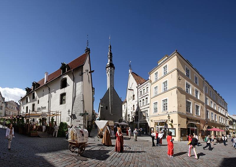 Old Town Tallinn, Estonia by Visit Estonia