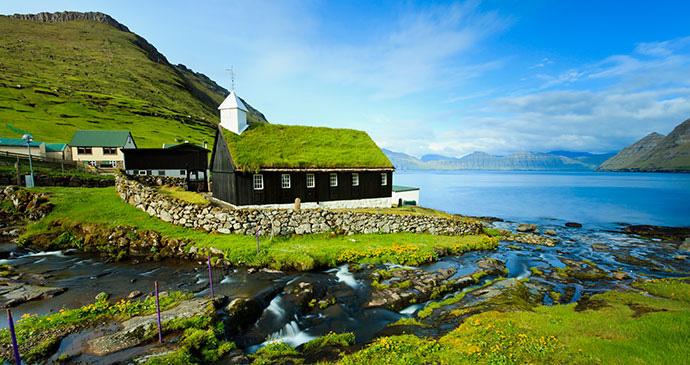 Funningur, Faroe Islands by VisitFaroeIslands