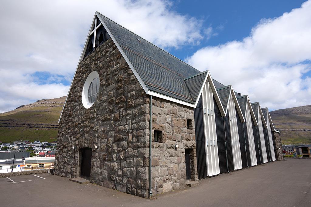 Christianskirkjan Klaksvik Faroe Islands by VisitFaroeIslands