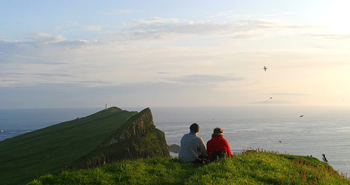 Mykines Faroe Islands by © VisitFaroeIslands