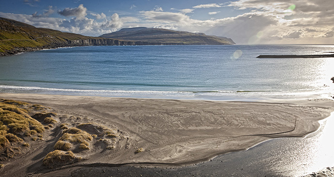 Sandur coastline, Faroe Islands by VisitFaroeIslands