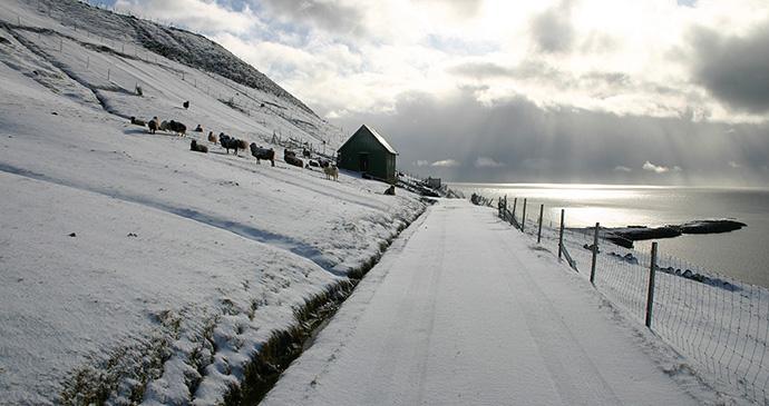 Porkeri, Faroe Islands by Erik Christensen, Wikimedia Commons