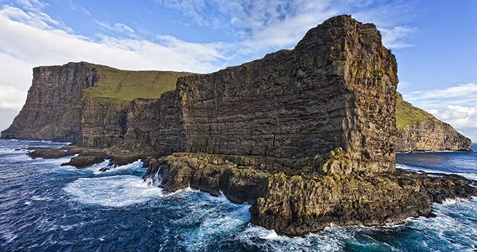 Stora Dimun, Faroe Islands by VisitFaroeIslands
