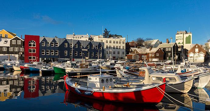Tórshavn Faroe Islands by VisitFaroes