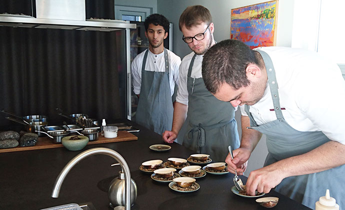 Chefs KOKs Faroe Islands by Laura Pidgley