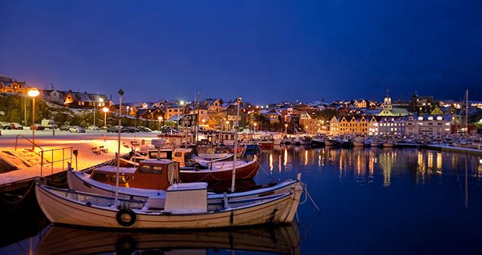Torshavn Faroe Islands by VisitFaroeIslands