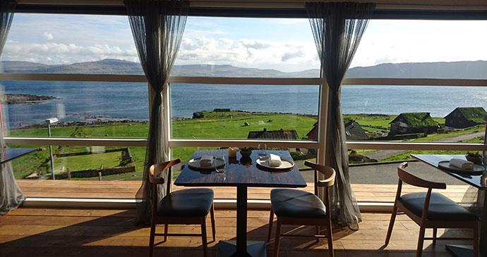 KOKS Restaurant Kirkjubour Faroe Islands by Laura Pidgley