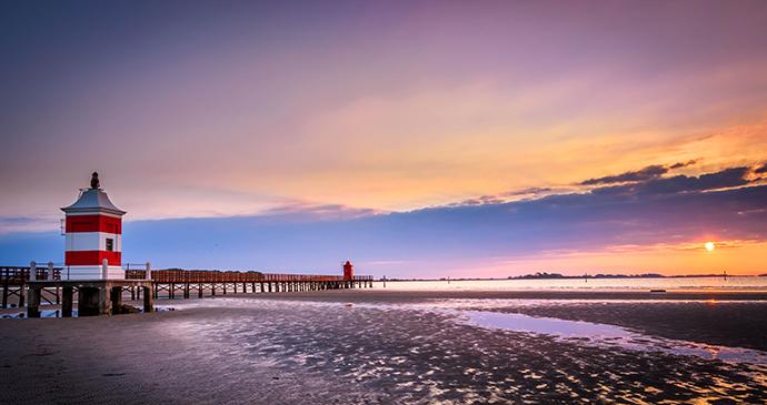 Lignano Sabbiadoro beach Friuli Venezia Giulia Italy © sabrisy, Shutterstock
